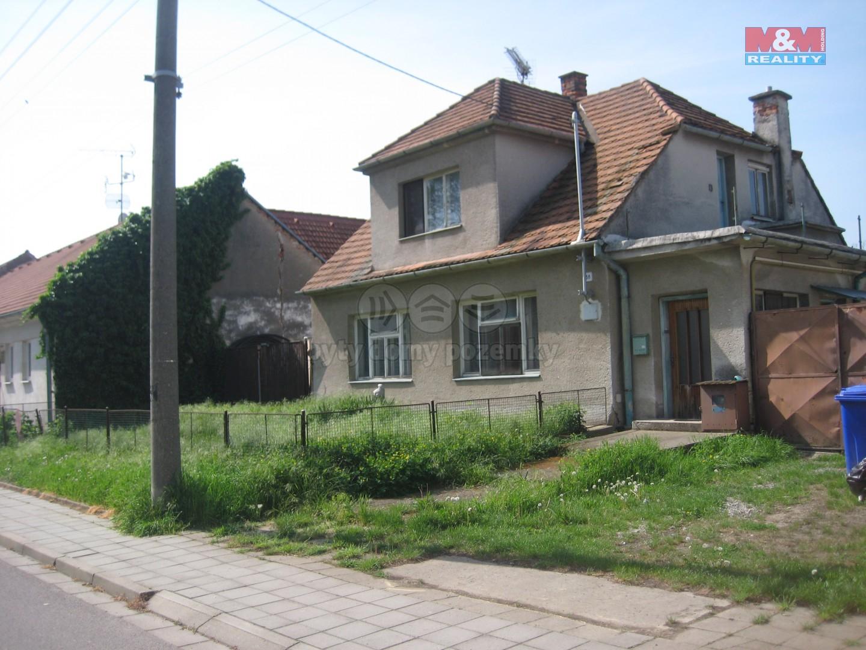 Prodej, rodinný dům, Dolní Dunajovice