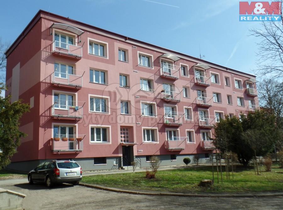 Prodej, byt 3+1, 67 m2, OV, Ústí nad Labem - Bukov