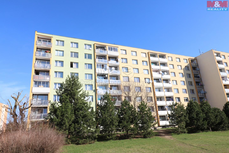 Prodej, byt 4+1, 78 m2, OV, Chomutov, ul. Jirkovská