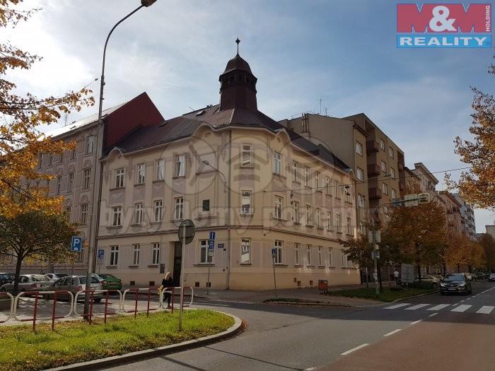 Pronájem, byt 2+kk, 48 m2, Ostrava, ul. Husova