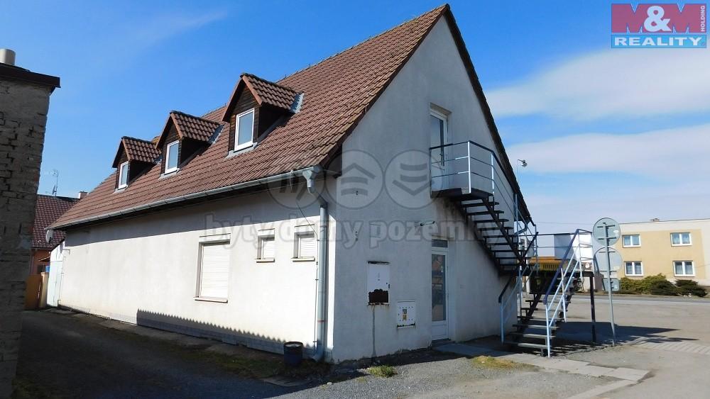 Prodej, rodinný dům, 797 m2, Osek nad Bečvou