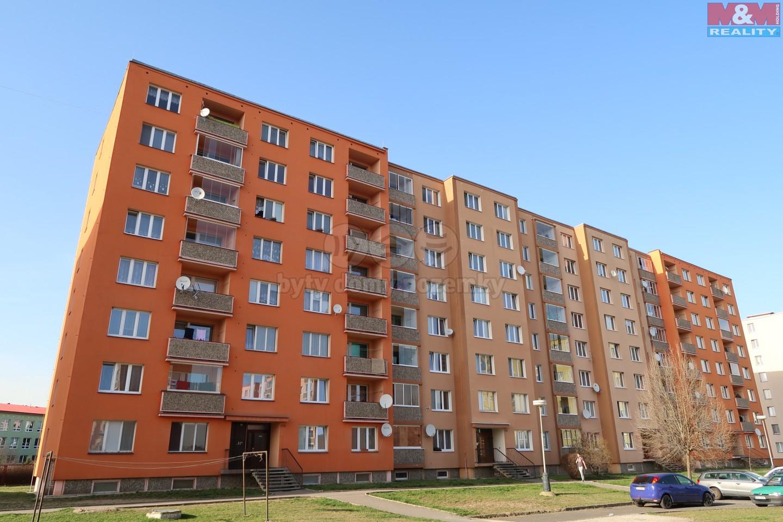 Pronájem, byt 1+1, 40 m2, Žatec, ul. Javorová