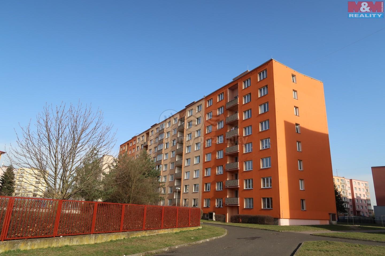 Pronájem, byt 2+kk, 40 m2, Žatec, ul. Javorová