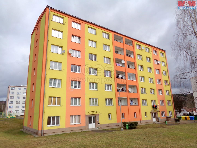 Prodej, byt 3+kk, 52 m2, Rotava, ul. Sídliště
