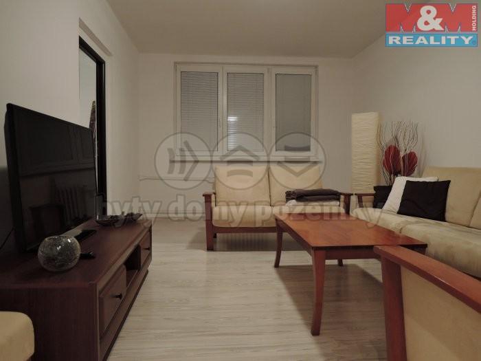Pronájem, byt 3+1, 65 m2, Frýdek - Místek, ul. Novodvorská