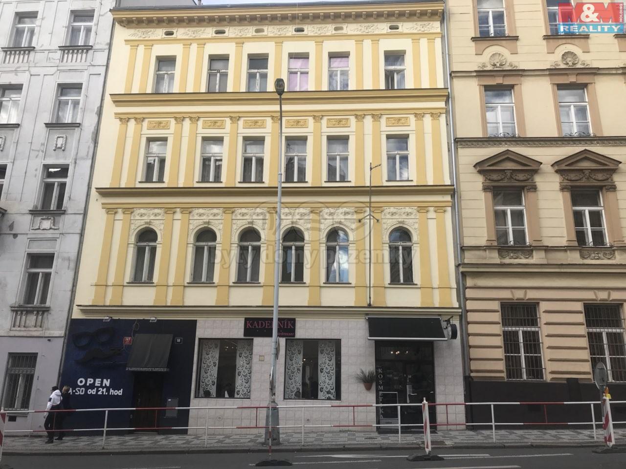 Pronájem, bar, 100 m2, Praha 3 - Žižkov
