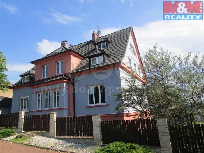 Pronájem, byt 3+1, 120 m2, Slezská Ostrava