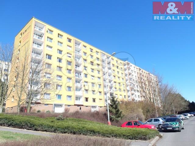 Prodej, byt 1+1, 33m2, OV, Ústí nad Labem - Dobětice