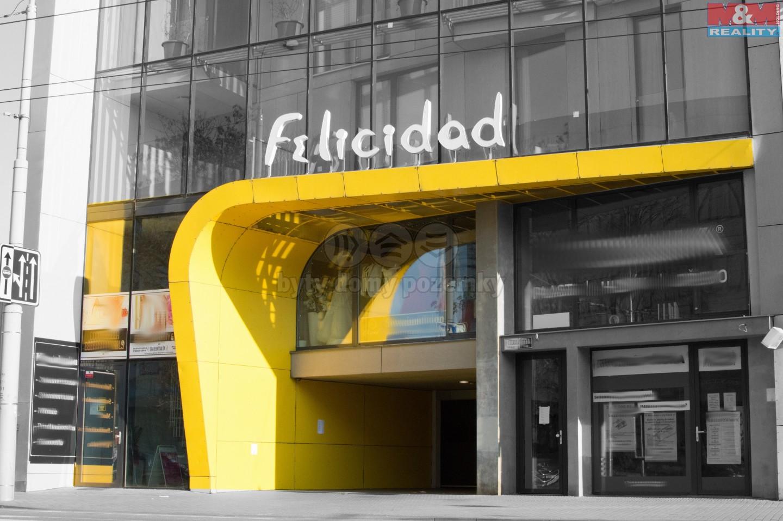 Pronájem, komerční prostory, 122 m2, Brno, ul. Křenová