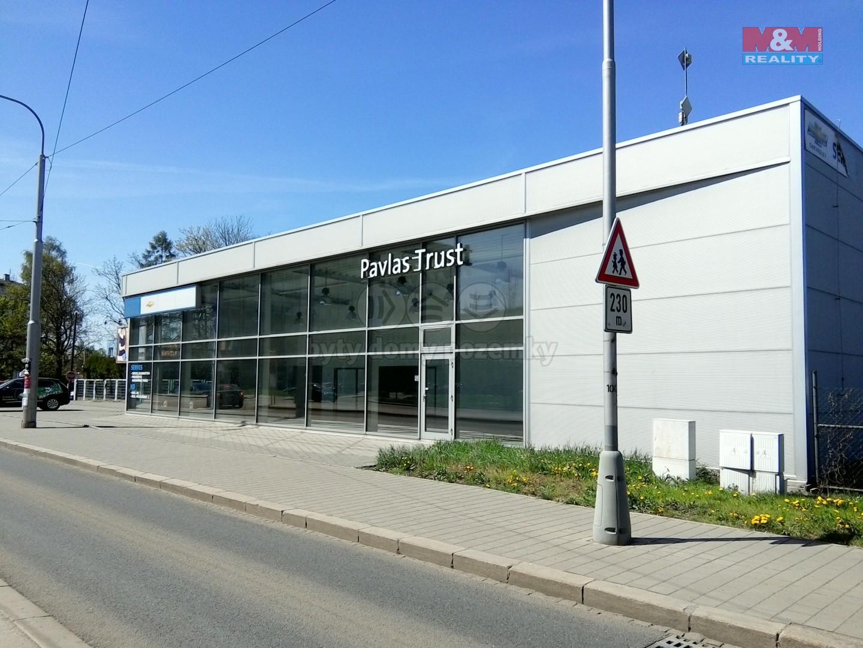 Prodej, komerční objekt, Ostrava - Vítkovice