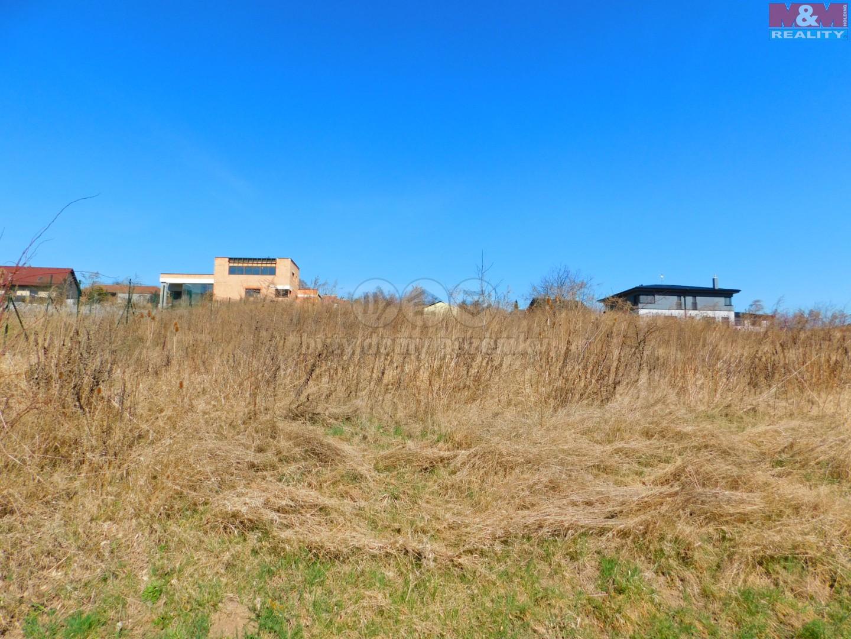 Prodej, stavební pozemek, 1000 m2, Kladno, ul. Pod Strání
