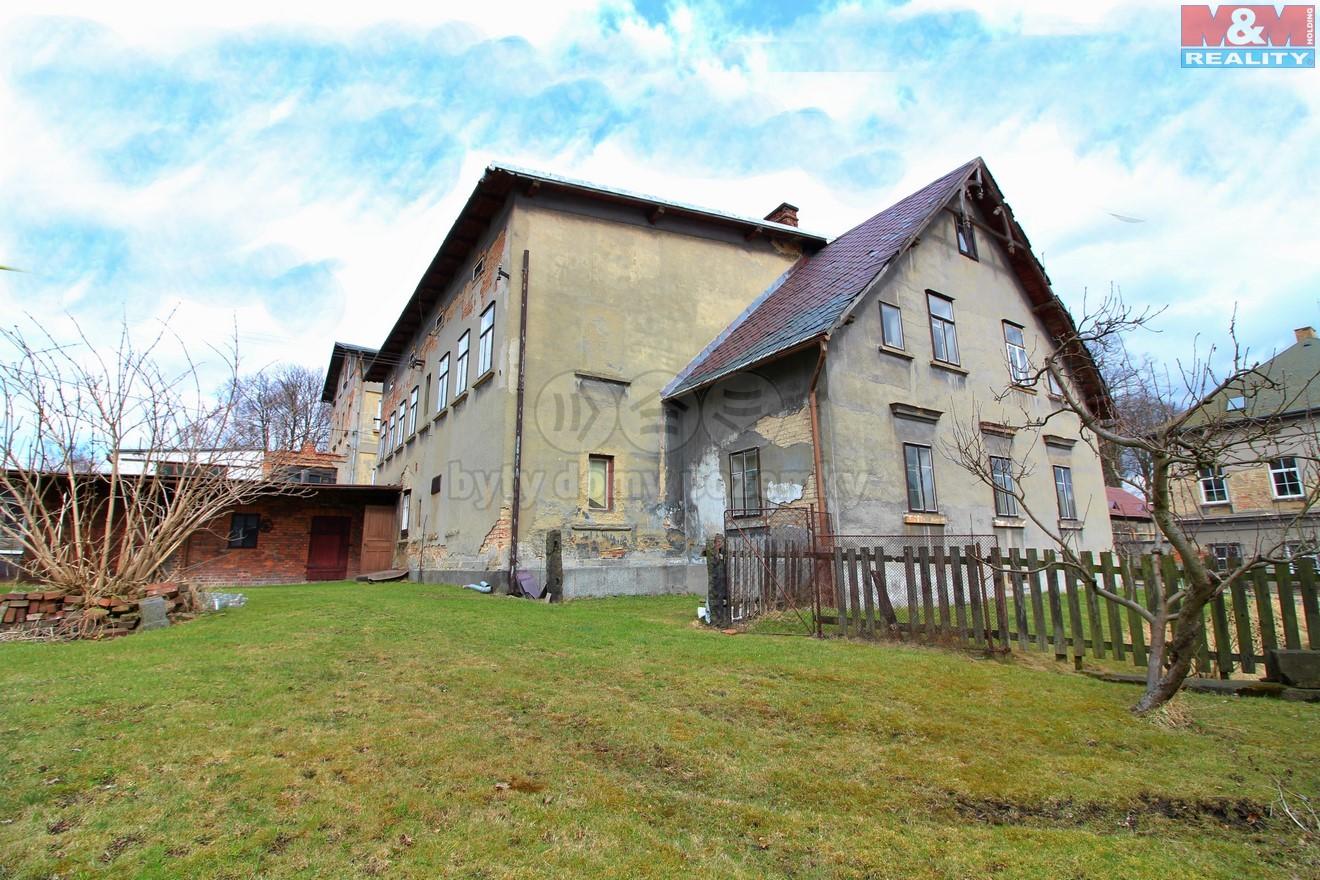 Prodej, rodinný dům, Krásná Lípa, ul. Masarykova