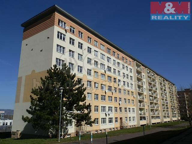 Prodej, byt 3+1, 62 m2, DV, Most, ul. K. H. Máchy
