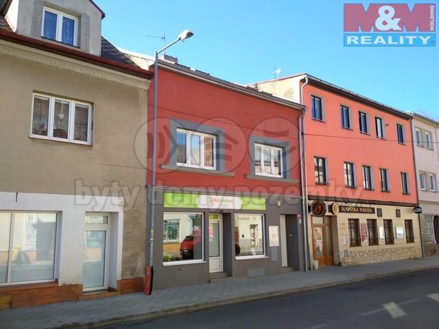 Prodej, obchod a služby, Krupka, ul. Bohosudovská