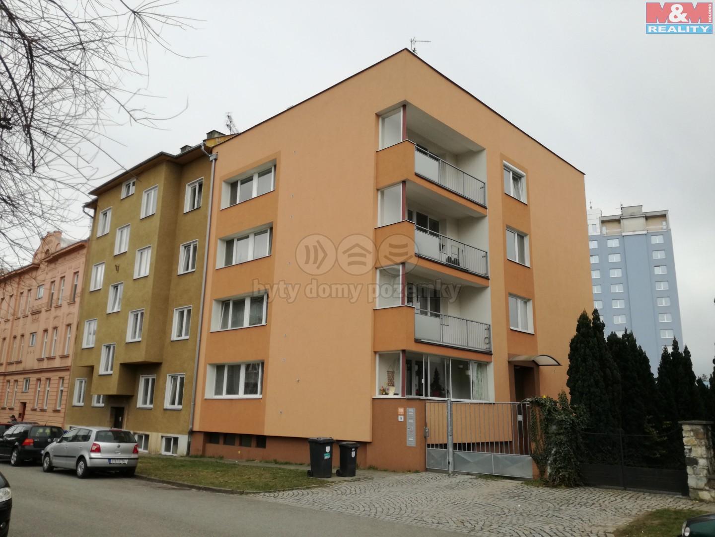 Prodej, byt 2+1, 62 m2, Olomouc, Nová Ulice, ul. Grégrova