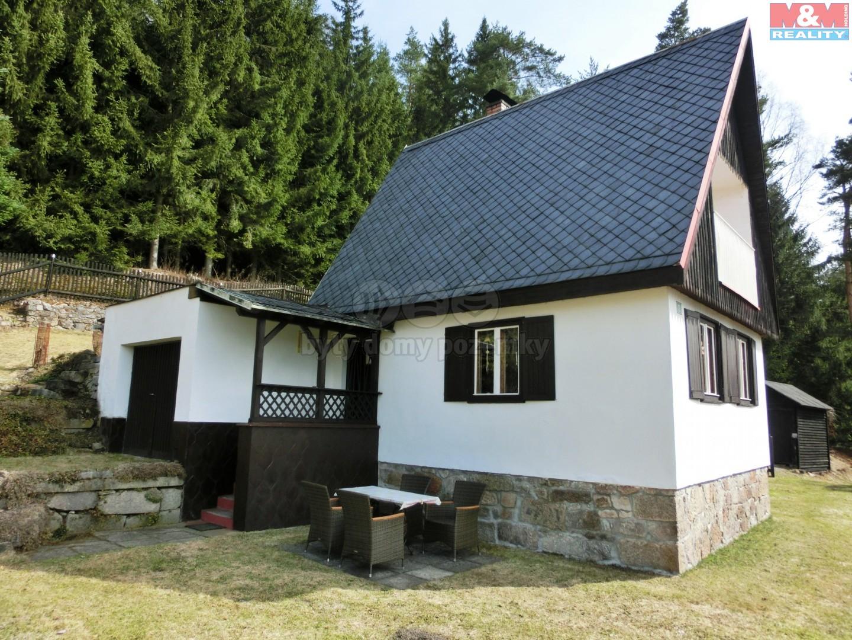 Prodej, chata 3+kk, 60 m2, Vysoká Štola