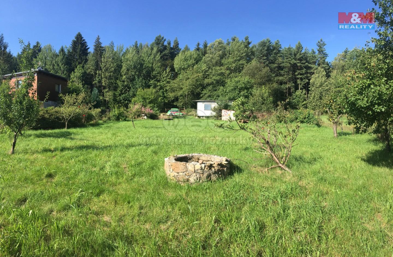 Prodej, zahrada, 596 m2 Liberec, ul. Pod Lesem