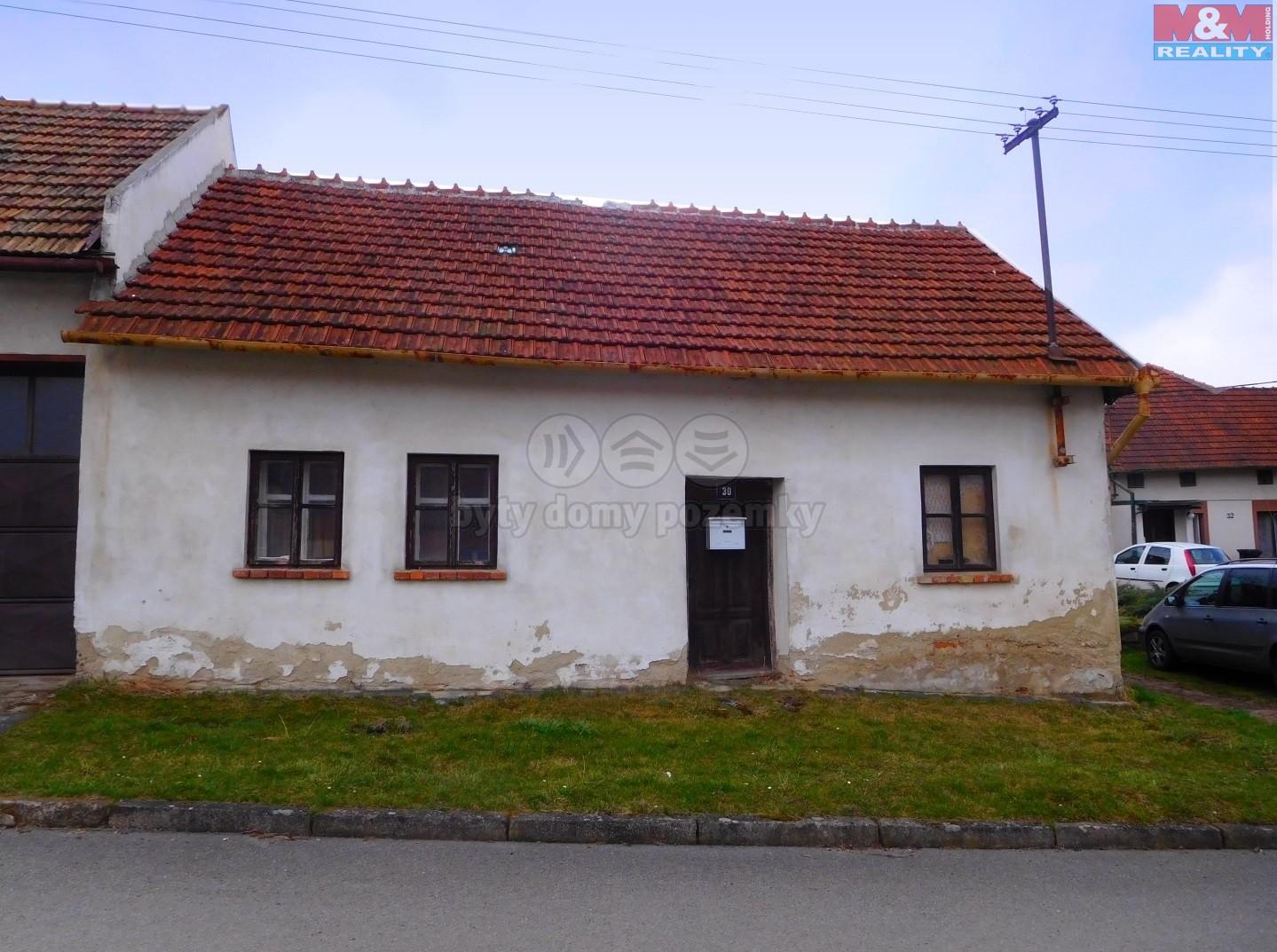 Prodej, rodinný dům, Chvalkovice, okr. Vyškov