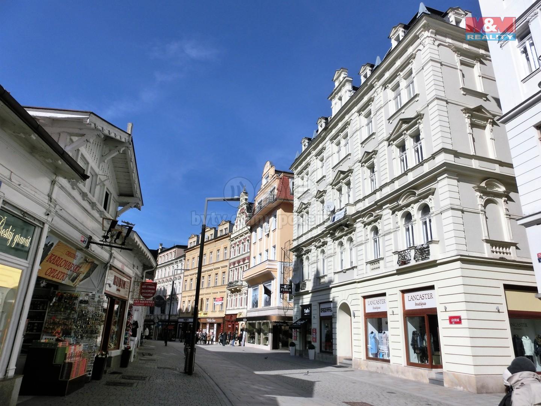 Prodej, byt 2+kk, Karlovy Vary, ul. Lázeňská