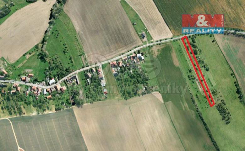 Prodej, zahrada, 2929 m2, Němetice