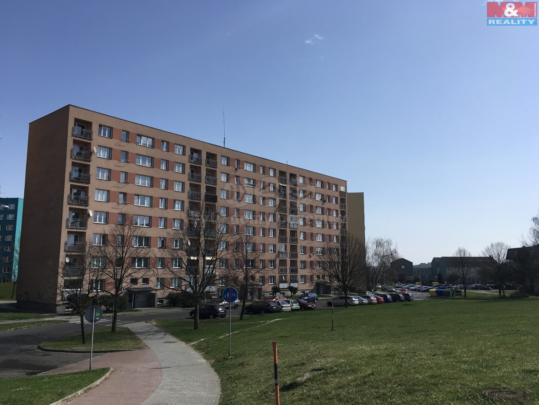 Prodej, byt 2+1, 44 m2, Ostrava - Dubina, ul. Fr. Formana