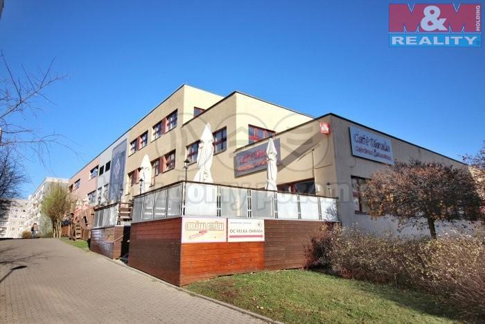 Pronájem, kancelářské prostory, 250 m2, Praha 5 - Stodůlky