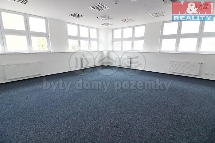 Pronájem, kancelářské prostory, 50 m2, Praha 5 - Stodůlky