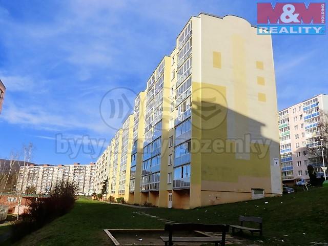 Pronájem, byt 4+1, 79 m2, DV, Litvínov, ul. Luční