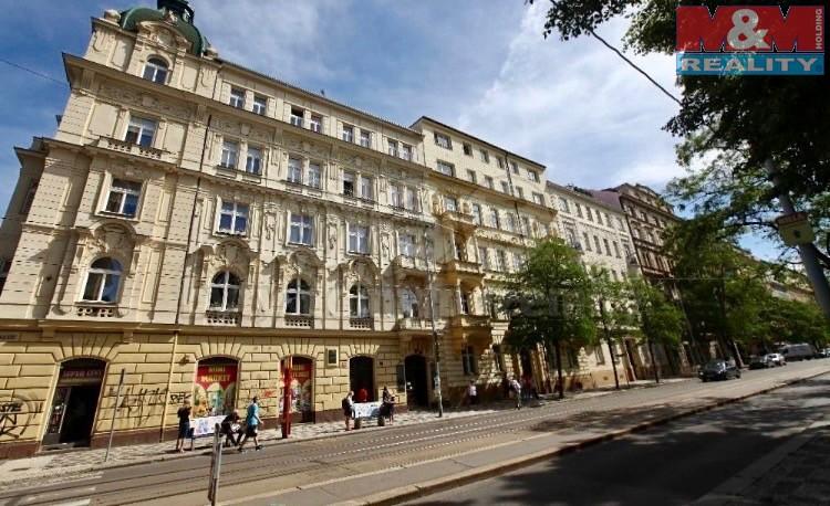 Prodej, byt 3+kk, 118 m2, Praha 3, ul. Korunní