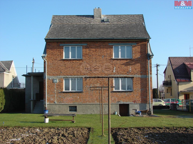 Prodej, rodinný dům, 184 m2, Kobeřice