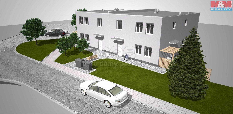 Prodej, byt 1+kk, 36 m2, Chropyně, ul. K. H. Máchy