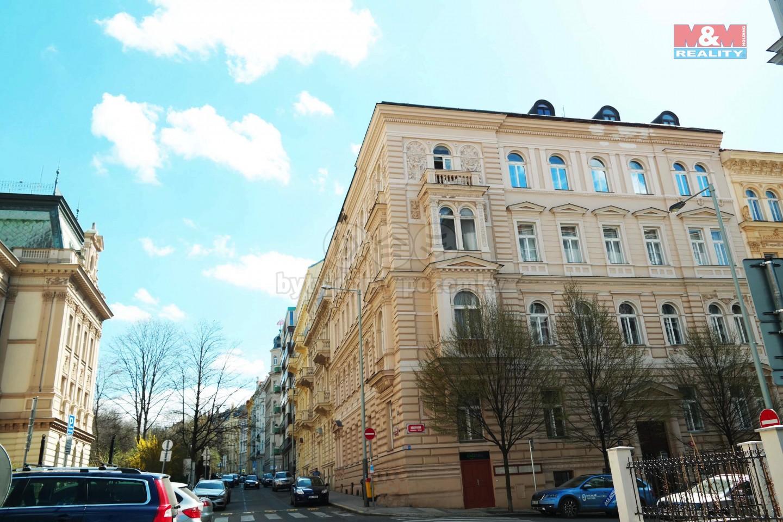 Prodej, byt 3+kk, 84 m2, Praha 2, ul. Balbínova