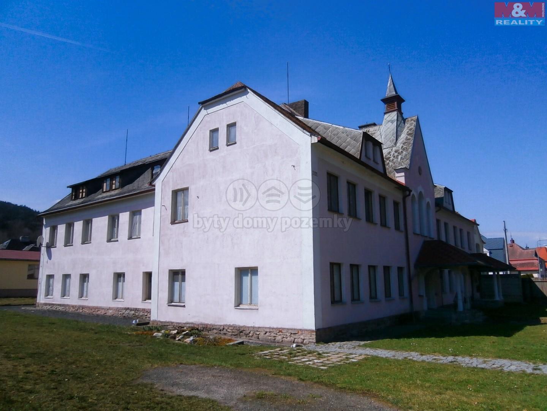 Prodej, klášter, 1927 m2, Nýrsko, ul. Tylova