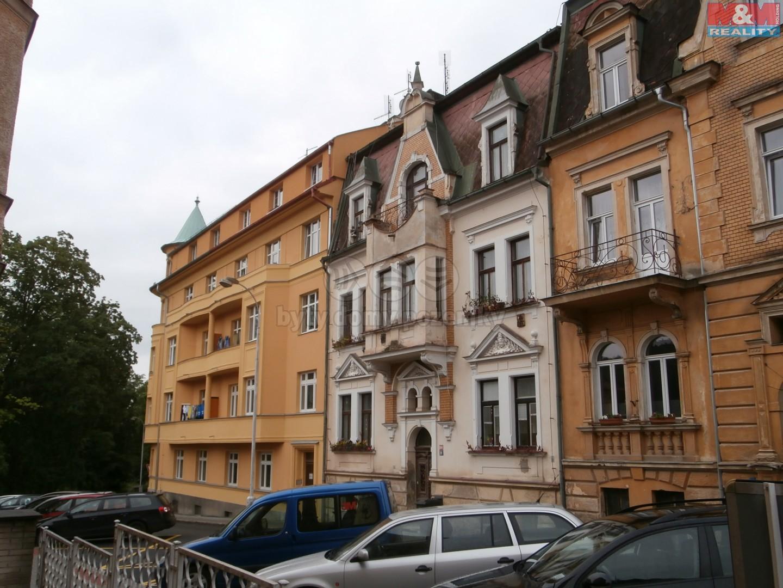 Prodej, byt 2+1, 57 m2, Mariánské Lázně, ul. Boženy Němcové