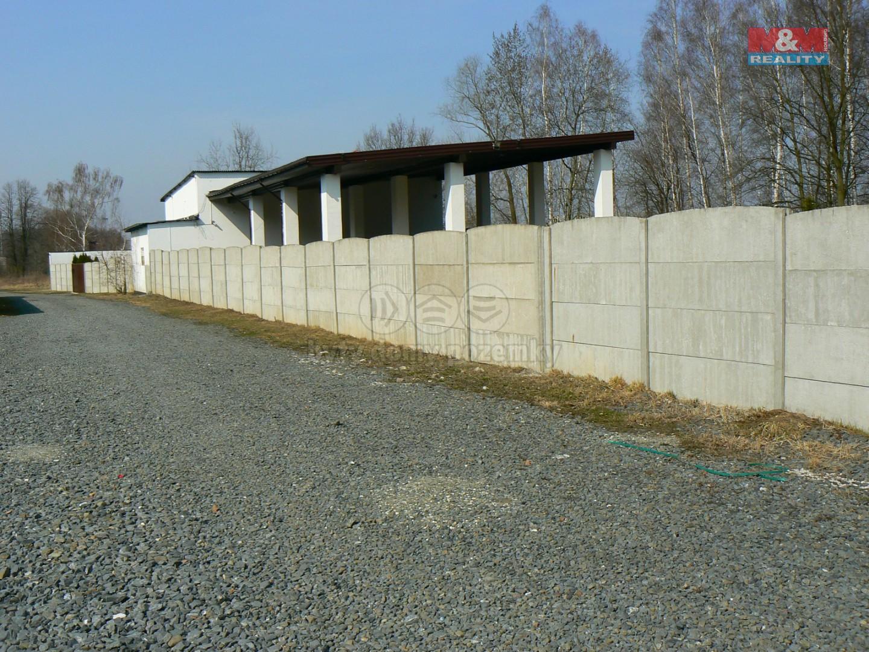 Prodej, logistický areál, 1188 m2, Nový Jičín, Sedlnice