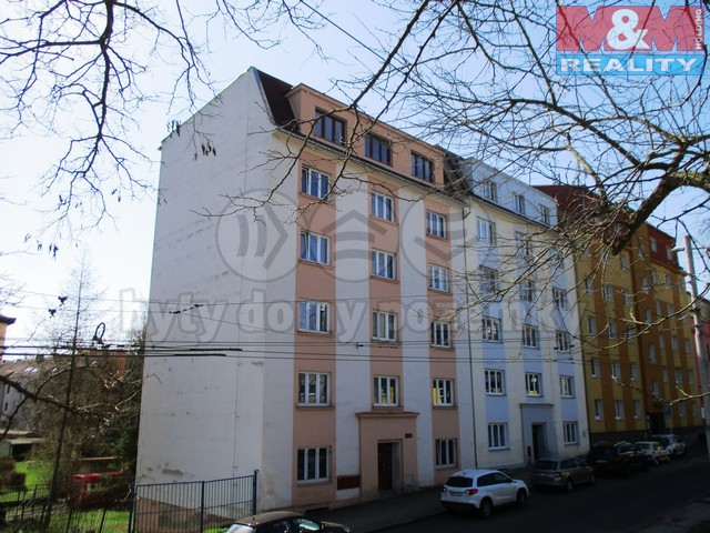 Prodej, byt 2+1, 69 m2, OV, Ústí nad Labem, ul. U Stadionu