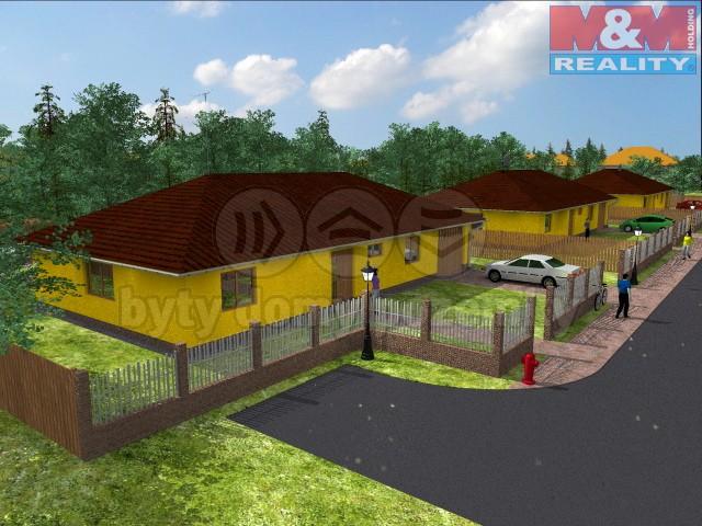 Prodej, rodinný dům na klíč 153 m2, pozemek 893 m2