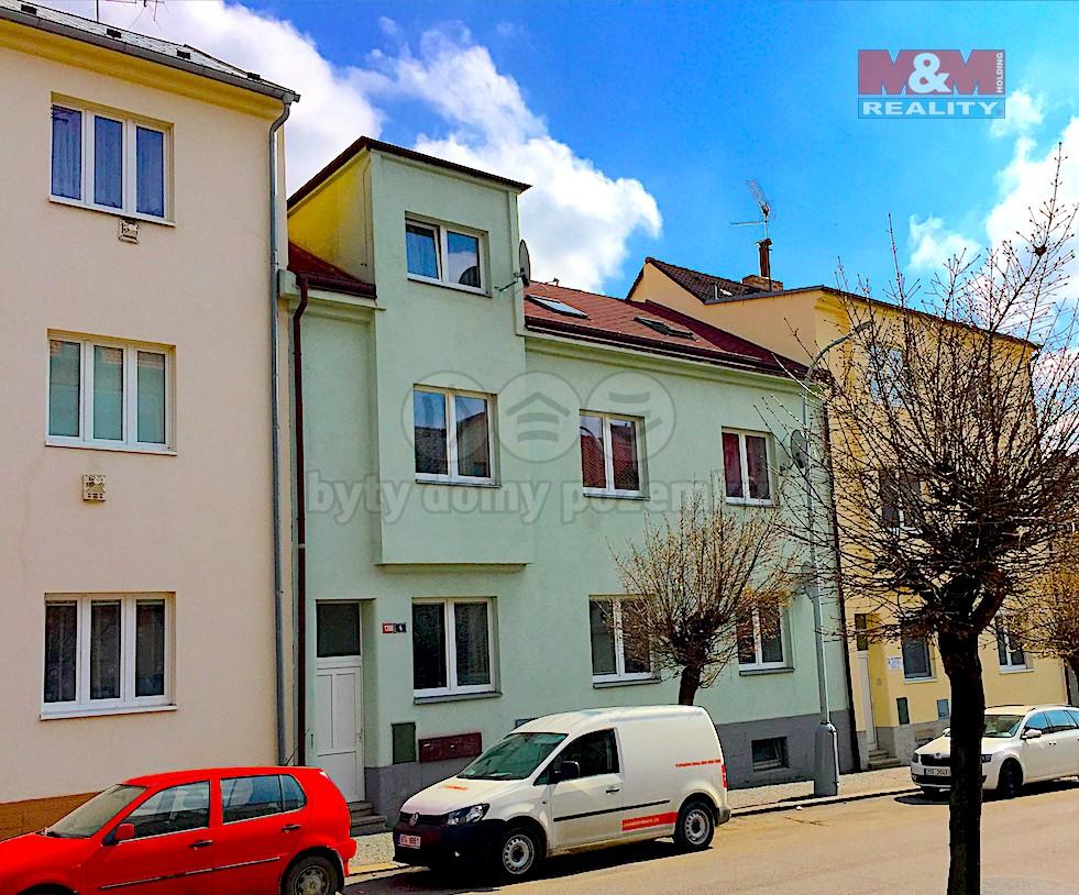 Prodej, nájemní dům, 330 m2, Slaný, ul. Stehlíkova