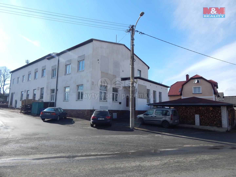 Prodej, Výrobní objekt, 1918 m2, Stráž u Tachova