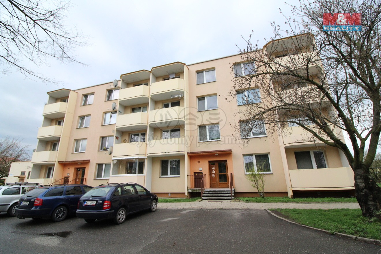 Prodej, byt 2+1, Holešov, ul. Hanácká