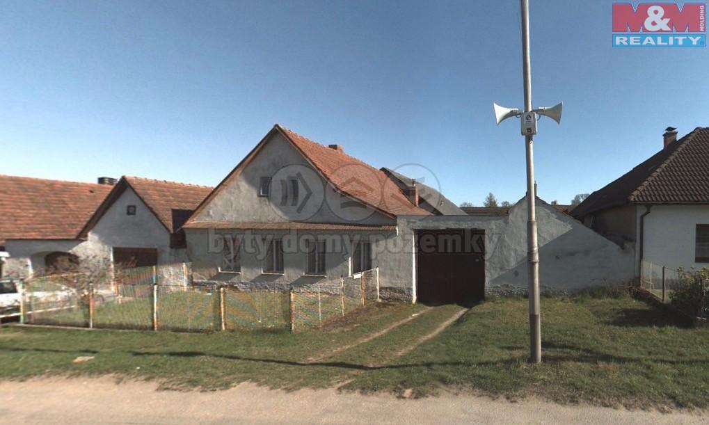 Prodej, rodinný dům 2+1, Košetice