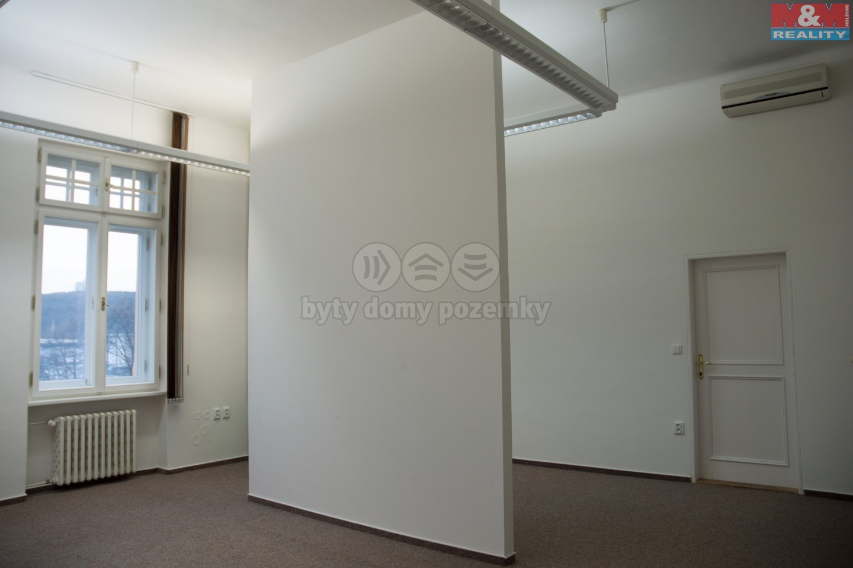 Pronájem, kancelářské prostory, Brno, ul. Hlinky