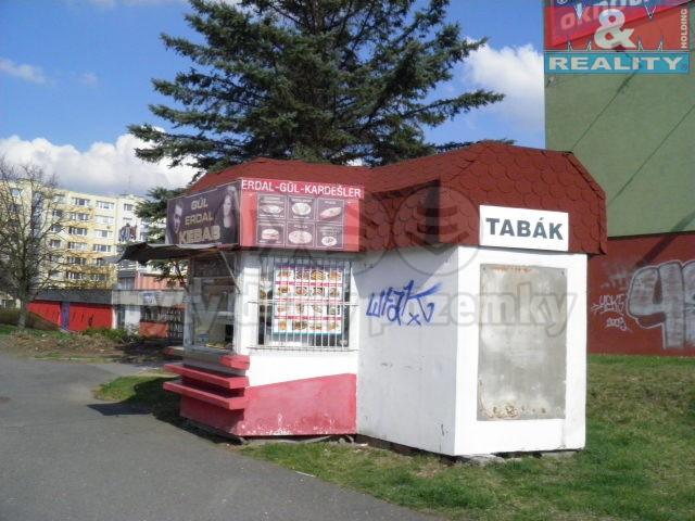 Prodej, prodejní stánek, 20 m2, Plzeň, ul. Gerská