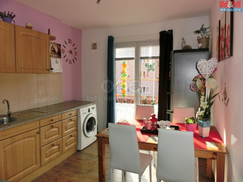 Prodej, byt 2+1, 68 m2, Ostrov, ul. S. K. Neumanna