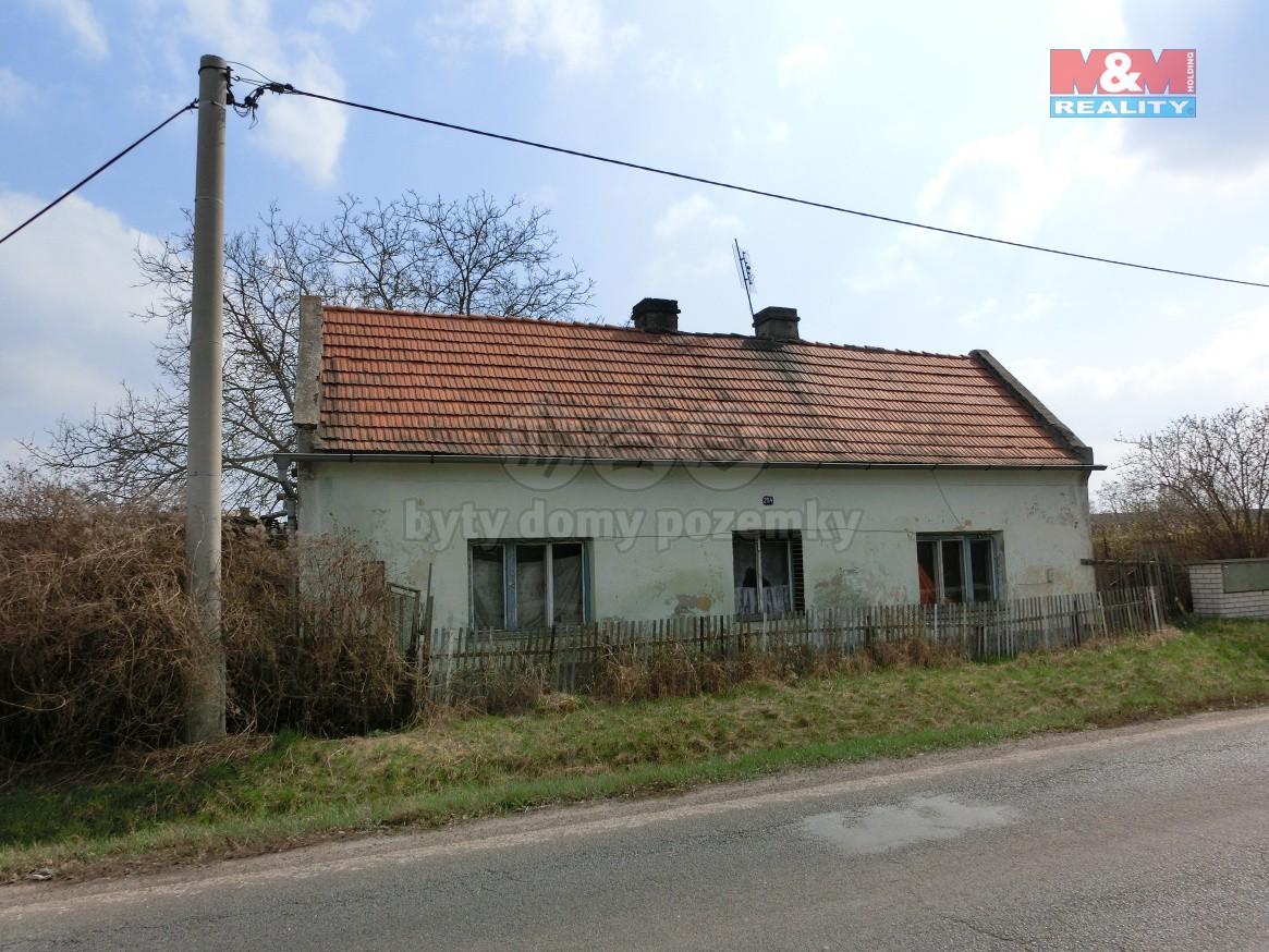 Prodej, rodinný dům, 192 m2, Podbořany, Vroutecká ul.