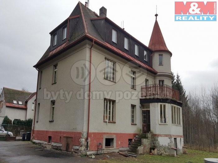 Prodej, nájemní dům, 2361 m2, Chotěnov-Skláře