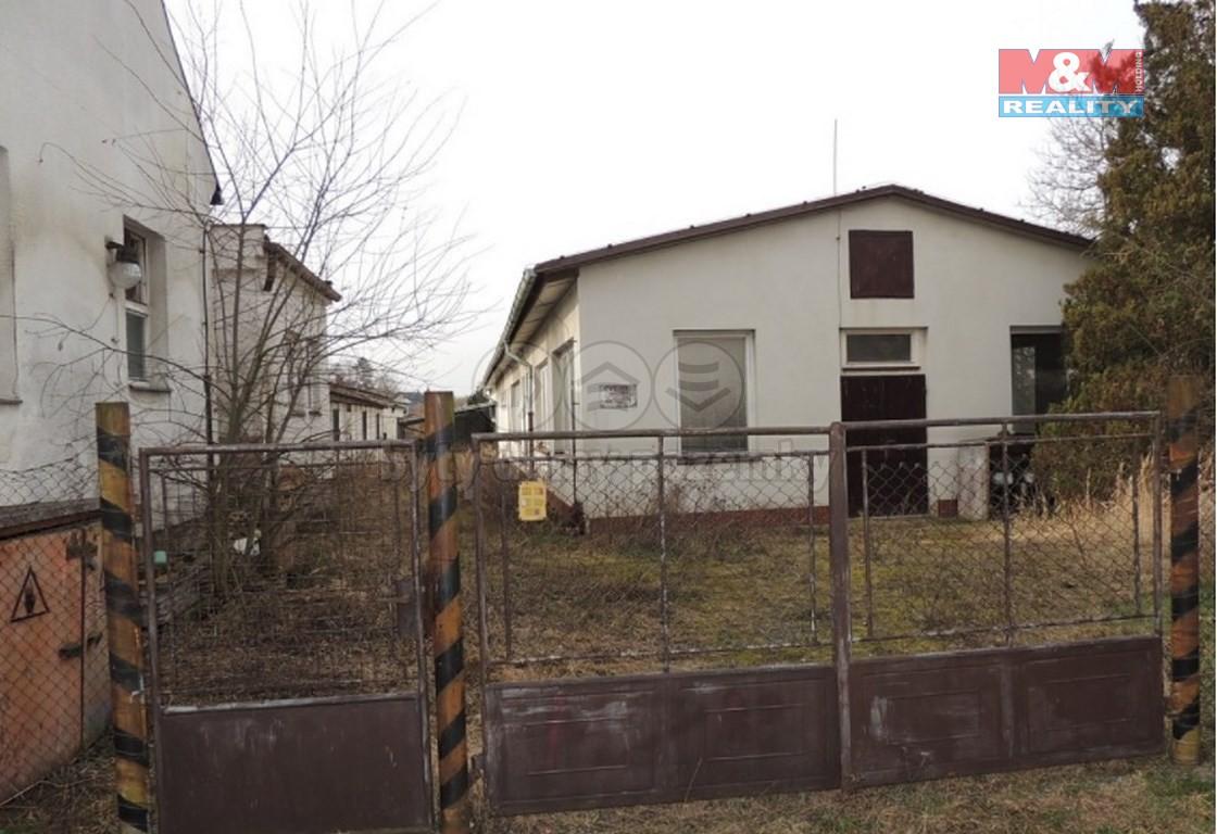 Prodej, výrobní hala, 718 m2, Plzeň - Litice, ul. K Ovčínu