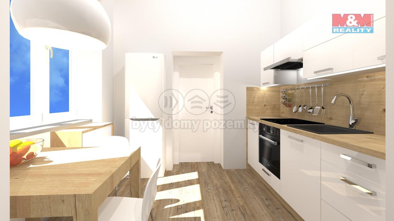 Prodej, byt 2+1, Hranice, ul. Jurikova