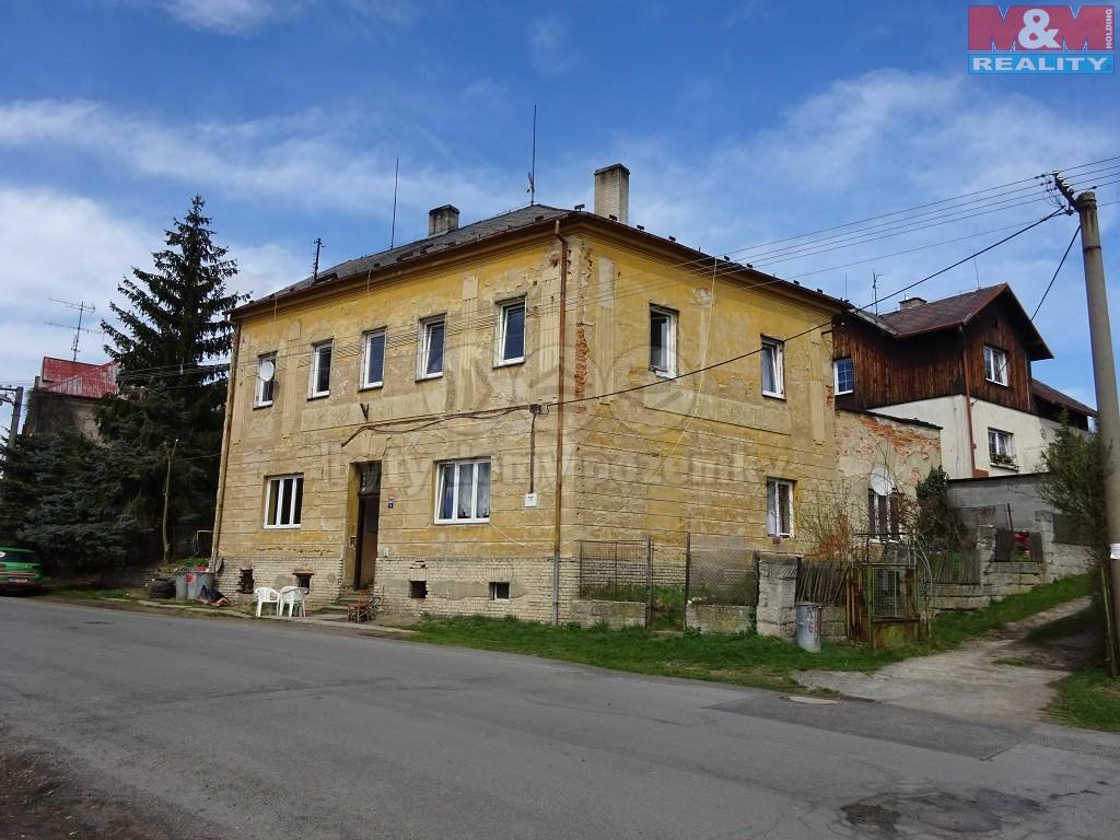 Prodej, bytový dům, 3 BJ, Kynšperk nad Ohří