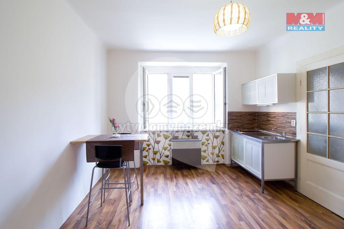 Prodej, byt 1+kk, 28 m2, OV, Praha 3 - Žížkov
